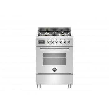 PRO604MFESXT 60 cm 4 bruciatori forno elettrico Serie Professional