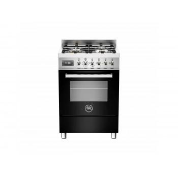 PRO604MFESNET 60 cm 4 bruciatori forno elettrico Serie Professional