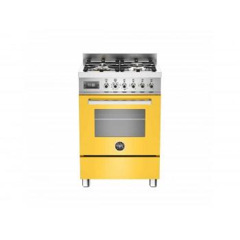 PRO604MFESGIT 60 cm 4 bruciatori forno elettrico Serie Professional