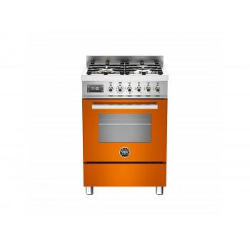 PRO604MFESART 60 cm 4 bruciatori forno elettrico Serie Professional