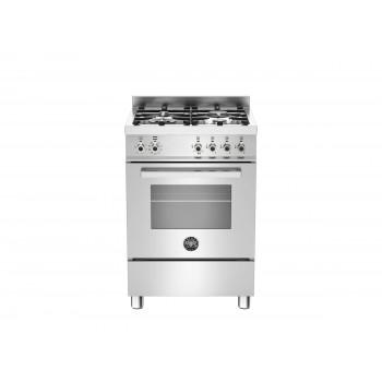 PRO604MFESXE 60 cm 4 bruciatori forno elettrico Serie Professional