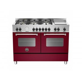 MAS1206GMFEDVIT 120 cm 6 bruciatori  piastra forni elettrici gemelli Serie Master