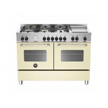 MAS1206GMFEDCRT 120 cm 6 bruciatori  piastra forni elettrici gemelli Serie Master