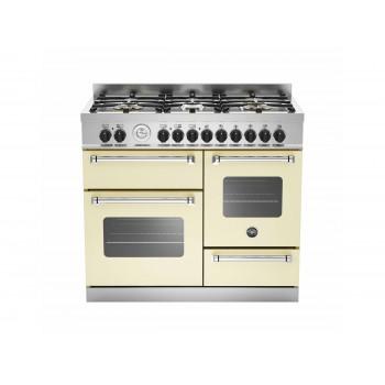 MAS1006MFETCRT 100 cm 6 bruciatori forno elettrico triplo Serie Master