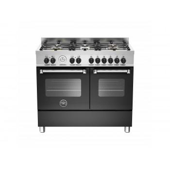 MAS1006MFEDNET 100 cm 6 bruciatori forno elettrico doppio Serie Master