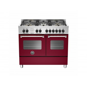 MAS1006MFEDVIT 100 cm 6 bruciatori forno elettrico doppio Serie Master