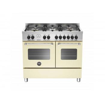 MAS1006MFEDCRT 100 cm 6 bruciatori forno elettrico doppio Serie Master