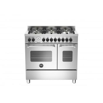 MAS906MFEDXT 90 cm 6 bruciatori forno elettrico doppio Serie Master