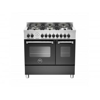 MAS906MFEDNET 90 cm 6 bruciatori forno elettrico doppio Serie Master