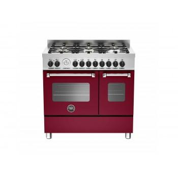 MAS906MFEDVIT 90 cm 6 bruciatori forno elettrico doppio Serie Master