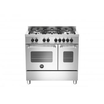 MAS905MFEDXE 90 cm 5 bruciatori forno elettrico doppio Serie Master
