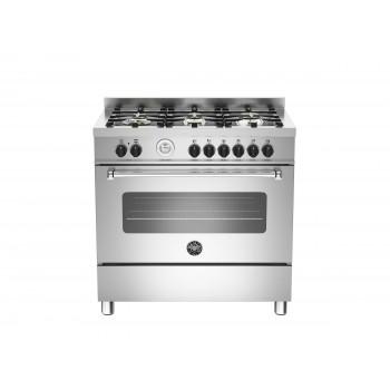 MAS906MFESXT 90 cm 6 bruciatori forno elettrico Serie Master