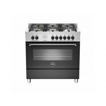 MAS906MFESNET 90 cm 6 bruciatori forno elettrico Serie Master