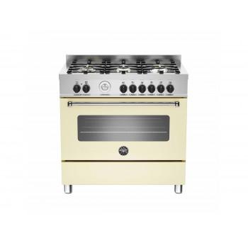 MAS906MFESCRT 90 cm 6 bruciatori forno elettrico Serie Master