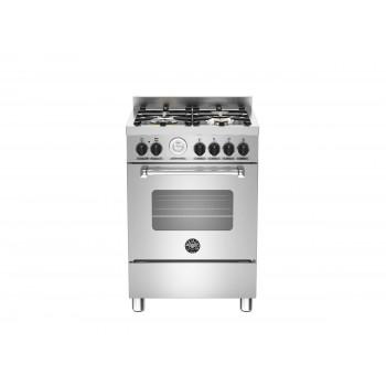 MAS604MFESXT 60 cm 4 bruciatori forno elettrico Serie Master