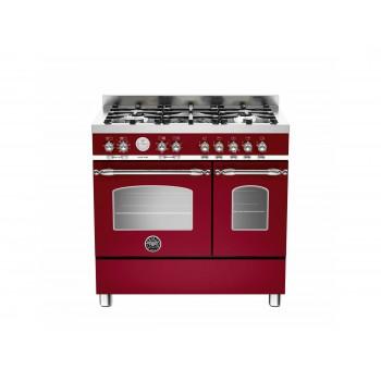 HER905MFEDVIE 90 cm 5 bruciatori forno elettrico doppio Serie Heritage