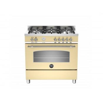 HER905MFESCRE 90 cm 5 bruciatori forno elettrico Serie Heritage