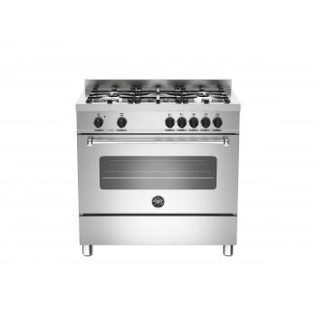 MAS905GEVSXE 90 cm 5 bruciatori forno a gas Serie Master