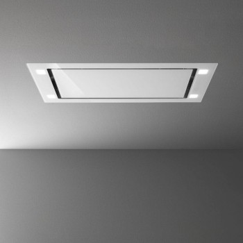 Falmec STELLA Design Cappa soffitto cm 120 inox  motore remoto