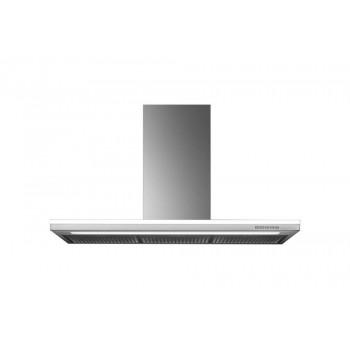 Falmec LUMEN Design Cappa parete cm 120  acciaio inox  motore 800 m3h