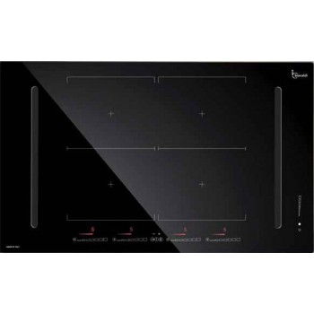 Baraldi piano induzione con cappa Diamond Flexi 01DIM02EBLF83 EAN 8054382480655