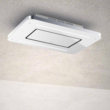 Baraldi cappa da soffitto Stivia free 90 cm Bianca 01STVFR090STW90 EAN 8054382480372