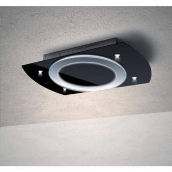 Baraldi cappa da soffitto Nima free 90 cm Nera 01NIMFR090STB90 EAN 8054382481133