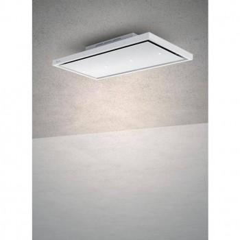 Baraldi cappa da soffitto GEA free 90 cm Bianca 01GEAFFR090STW90 EAN 8054382480358