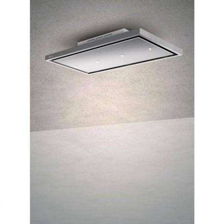 Baraldi cappa da soffitto GEA free 90 cm Inox 01GEAFFR090ST90 EAN 8054382481164