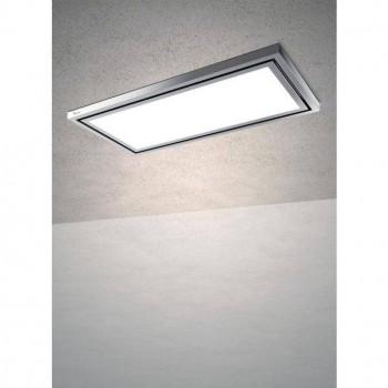 Baraldi cappa da soffitto Flexia Incasso 120 cm Inox 01FLEIN0120ST80 EAN 8054382481195