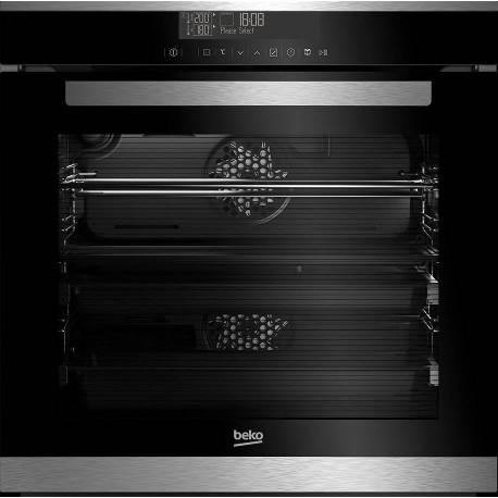 Beko BVR 35500 XMS Linea Superia Forno multifunzione cm 60  cristallo nero