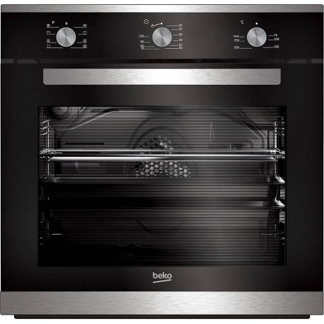 Beko BIM 15100 B Superia Forno multifunzione cm 60  nero 8 funzioni di cottura