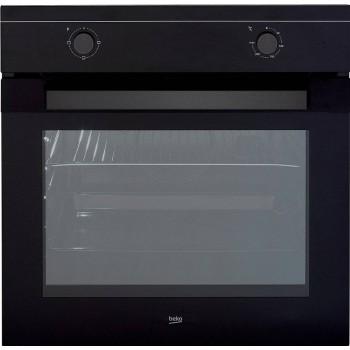 Beko BIC 21002 B Basic Forno statico cm 60  nero 3 funzioni di cottura