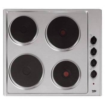 Beko HIZE 64101 X Piano cottura elettrico cm 60  inox