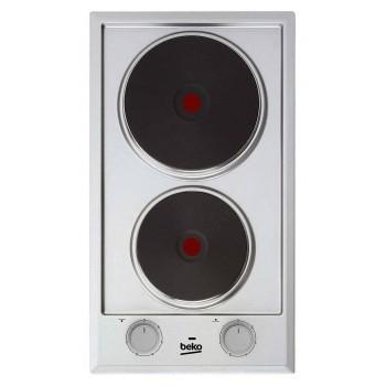 Beko HDCE 32201 X Piano cottura elettrico cm 30  inox