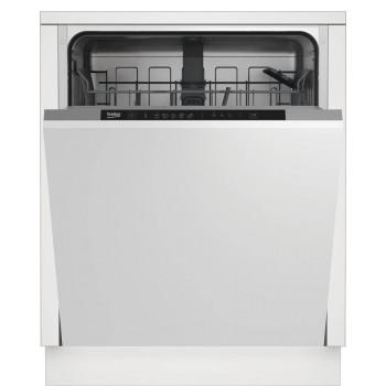 Beko DIN35321 Lavastoviglie ad incasso cm60 13 coperti  bianco