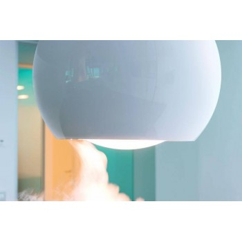 Galvamet GLOBE plasma Cappa 0EGLB060F065LWL WHITE