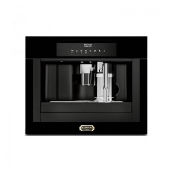 Lofra YRNM66T Coffee Machine Macchina da caff ad incasso  nero matt