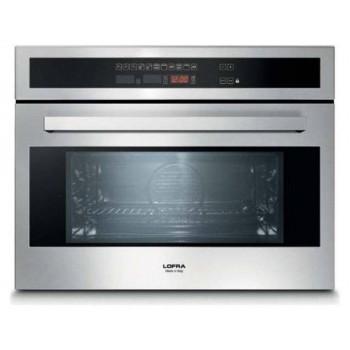 Lofra FMS6TME Microwave Combi Forno microonde ad incasso cm 60  inox
