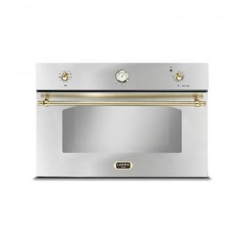LOFRA FRS99EE forno Dolce Vita da 90cm elettrico multifunzione  colore acciaio inox  9 programmi di cottura  101L