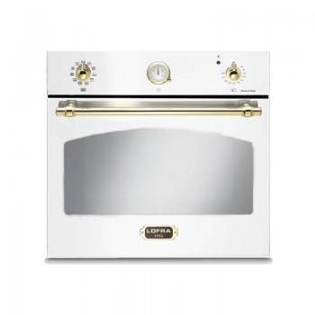 LOFRA FRBP69EE forno Dolce Vita da 60cm elettrico multifunzione  colore bianco perla  9 programmi di cottura  72L