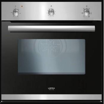 LOFRA FDS66TE forno LEDA elettrico multifunzione da 60cm  colore acciaio inox e nero  6 programmi di cottura  72L