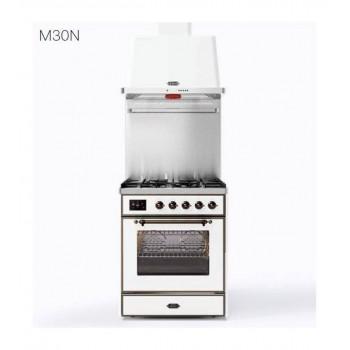 Ilve Cucina da accosto M30N Majestic Cucina da accosto cm 76 configurabile  inox o colorato