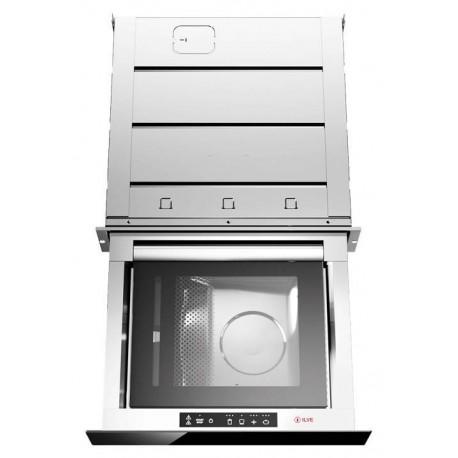 Ilve VM615S Professional Plus Confezionatrice sottovuoto cm 60 h 13  cristallo nero