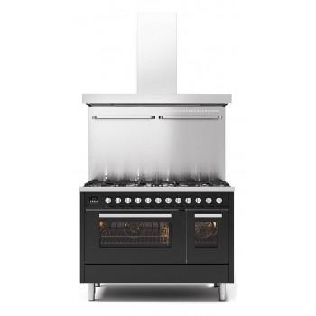 Ilve Cucina da accosto L12 Pro Line Cucina da accosto cm 120 configurabile  inox o colorato